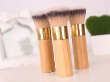 Tarte The Buffer Airbrush Finish Bamboo Foundation Brush Makeup Contour Powder