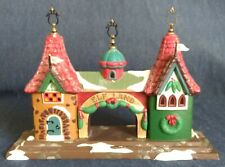 "Dept. 56 ~ ""Welcome To Elf Land� Gateway Entrance ~ North Pole Series ~ Boxed"