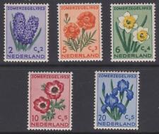 Netherlands 1953 - B249-53 Flowers - MH