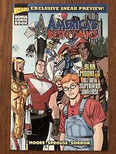 America's Best Comics Preview (1999) Wizard Bonus Comic Book; Alan Moore