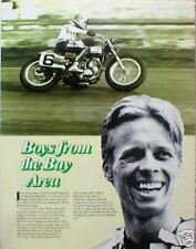 MARK BRELSFORD MOTORCYCLE Racing Article/Photo/Picture
