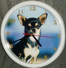 CHIHUAHUA DOG WALL CLOCK
