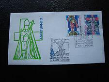 VATICAN - enveloppe 1er jour 10/3/1983 (cy32) (T)