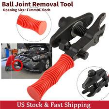 Ball Joint Splitter | 17mm Ball Joints Tie Rods Separator Puller Tool Universal