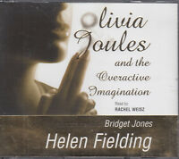 Helen Fielding Olivia Joules & Overactive Imagination 3CD Audio Book FASTPOST