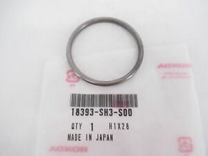 Genuine OEM Honda Acura 18393-SH3-S00 Exhaust Muffler Pipe Gasket