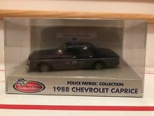 White Rose 1:43 Scale Police Patrol 1988 CHEVROLET CAPRICE VIRGINIA STATE POLICE