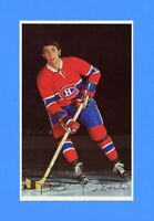 1969-71 MONTREAL CANADIENS PHIL ROBERTO TEAM ISSUED POSTCARD  NM-MT