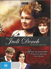 The Judi Dench Collection 6-disc DVD NEW Ghosts Talking To A Stranger Region 4