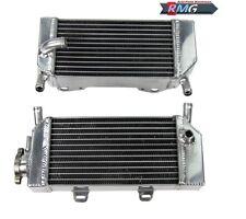 Aluminum Radiator For 2004-2009 Honda CRF250R CRF20X CRF 250R 250X 2005 06 07 08