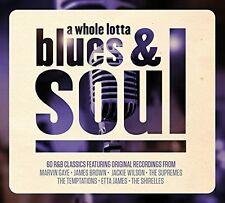 Various Artists - Whole Lotta Blues & Soul [New CD] UK - Import