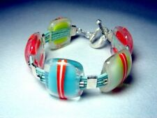 Glass without Stone Sterling Silver Handcrafted Jewellery