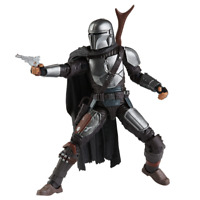 "Star Wars Black Series The Mandalorian Beskar 6"" Figure NEW in Hand"