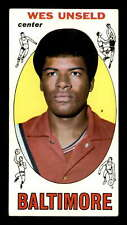 1969 Topps #56 Wes Unseld RC EXMT X1737446