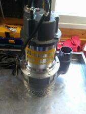 mp 4800 mustang submersible pump