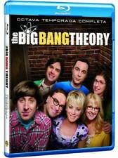 The Big Bang Theory - Octava Temporada Blu-ray