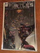 Teenage Mutant Ninja Turtles Universe #1 Baltimore Comic-Con Kevin Eastman Var