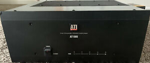 ATI 1505 Power Amplifier Home Audio/Theater Very Good Condition