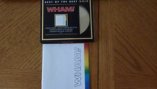 WHAM! The Final ( 1999 24KT LIMITED GOLD EDITION GEORGE MICHAEL )