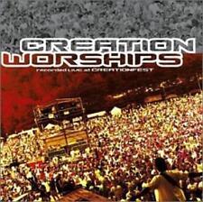 CD Creation Worships LIVE Martin Smith Paul Baloche Brenton Brown Jami Smith NEU