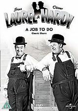 Laurel And Hardy No.14 - A Job To Do - Busy Bodies & Double Whoopee & Music Box