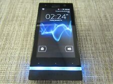 SONY XPERIA U - (UNKNOWN CARRIER) UNKNOWN ESN, WORKS, PLEASE READ! 20401
