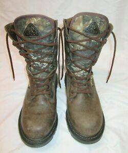 Rocky 4221 Gortex Footwear Ranger Boots 600 gr Thinsulate Women's US 7 Men's 6
