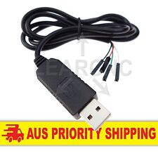 USB to TTL Serial UART RS232 Adaptor (PL2303HX) for PIC/Arduino/AVR/Raspberry Pi