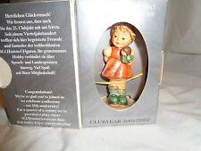 Hummel Exclusive Puppet Princess #1664 Hum 2103/A NIP