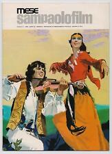 MESE SAMPAOLOFILM # 5 / 1978 I LAUTARI san paolo film sampaolo