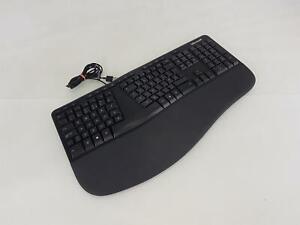 Microsoft 1878 Ergonomic USB Keyboard