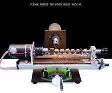 Mini Beads Lathe Machine Household Mini Lathe DIY Wood Beads Bench Drill NEW