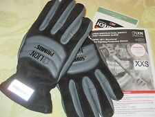 XXS LION PRIMUS Structural FIRE FIGHTING PROTECTIVE GLOVES Women Youth Size S XS