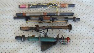 5 X ferrite rod AM radio coil