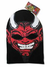Rob Zombie Devil Face Black Ski Mask New Official Adult Hat Beanie