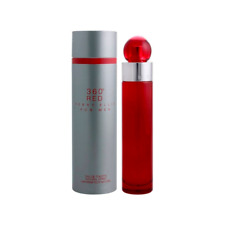 360 Red For Men EDT Spray By Perry Ellis 3.3 Oz