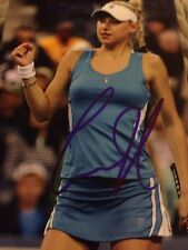 ANNA KOURNIKOVA Signed 4x6 photo   SWIMSUIT MAXIUM Auto Tennis Sexy