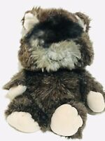1984 vintage Star Wars Return of Jedi Paploo the Ewok stuffed figure plush 15""
