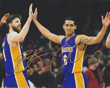 RYAN KELLY / JORDAN CLARKSON Lakers SIGNED 8 x 10 Photo Autograph w/ COA AUTO