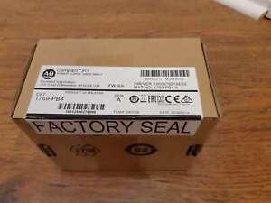 2019 New Factory Sealed Allen-Bradley 1769-PB4 SER A CompactLogix Power Supply