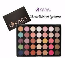 KARA 35 Color Eye Shadow Palette- 35 color Pixie Dust Eyeshadow Palette #ES12