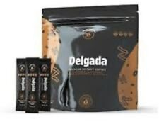 Delgada Detox Coffee For Weightloss 5 Day Supply