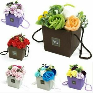 Soap Flower Bouquet's - Flower Baskets - Gifts For Her - Mum, Gran, Aunt
