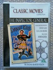 The Inspector General starring Danny Kaye, Classic Movie from 1949