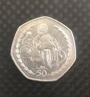 Rare 50p Coins 50 Pence London Olympics . 2009 Kew Gardens , Beatrix Potter Coin