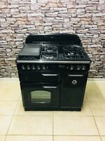 Rangemaster Classic 90 FSD Dual Fuel with Wok, Hot plate