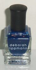 Deborah Lippmann Gel Lab Nail Polish - BLUE BLOOD - 0.27oz [1/2 Sz] / NEW