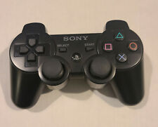 Sony PlayStation PS3 Dualshock 3 Wireless Controller Black CECHZC2U
