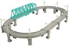 Takara Tomy Plarail Elevated Rail & Big Iron Bridge Set