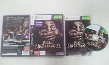 Rise of Nightmares xbox 360 PAL Version